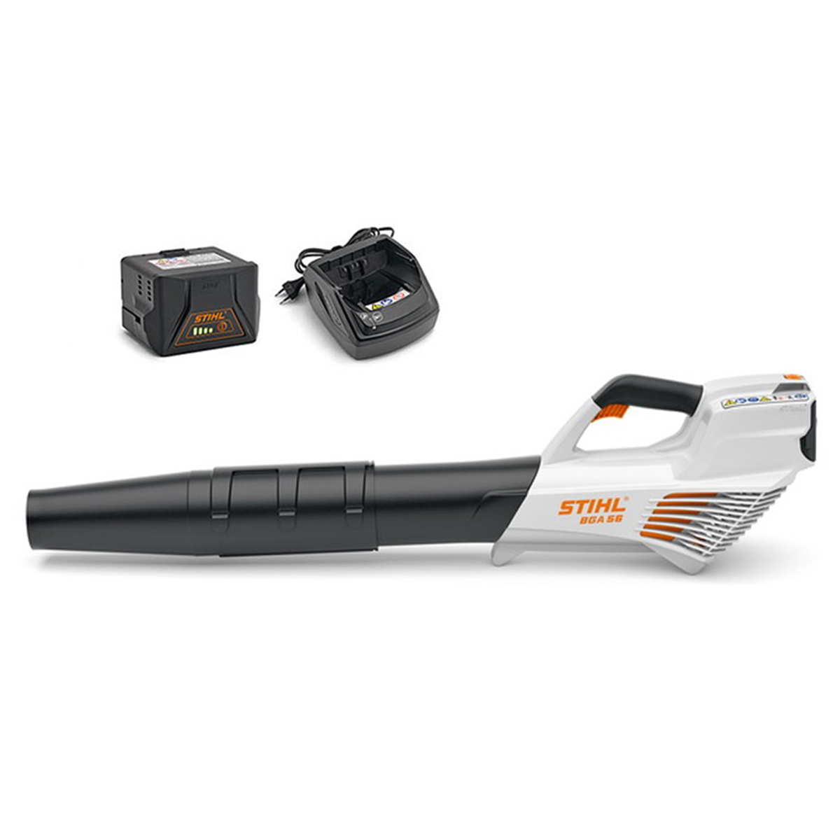 Stihl BGA56 36V Cordless Handheld Blower (Battery & Charger Included)