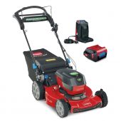 """Toro 22"""" 60V Battery Electric SMARTSTOW® Personal Pace Auto-Drive™ Mower"""