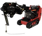 Toro Dingo Vibratory Plow Attachment