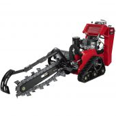 Toro 22972 TRX-16 Commercial Walk-Behind Trencher 16HP with Recoil Start