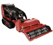 Toro Dingo Soil Cultivator Attachment