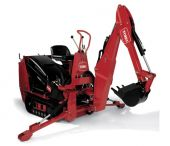 "Toro Dingo Backhoe with 13"" Bucket Attachment"