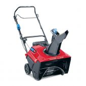 "Toro Power Clear 21"" 721 QZE Single Stage 212cc Electric Start Snow Blower"