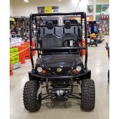 Cushman Hauler 4x4 Utility Vehicle