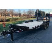 MIDSOTA 18' NOVA SKID STEER TRAILER