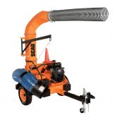 SCAG Industrial Tow Behind Truck Loader  TLB25-37CH