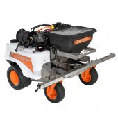 SCAG Turf Storm Stand-On Spreader Sprayer STS60-21BV