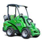 Avant 528 Articulated Mini-Loader 500 Series