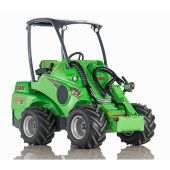 Avant E5 Articulated Mini-Loader E Series