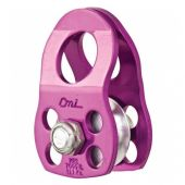 CMI RP110 Purple Anodized Micro Pulley