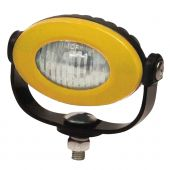 ECCO ED3022A Oval Amber Directional LED Surface/Bracket 12-24 VDC