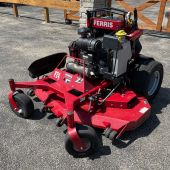 """FERRIS 5901606 STAND ON MOWER SRS Z2 61"""""""
