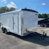 Pace American 16' Journey Trailer 7K Tandem Axle