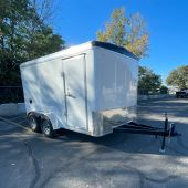 Pace American 12' Journey Trailer 7K Tandem Axle