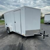 Pace American 12' Outback Trailer 3K Single Axle