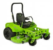 "Mean Green EVO (74"") ZTR Battery Powered Zero-Turn Mower"