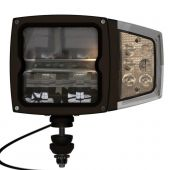 ECCO EW4010 Snow Plow LED Light Universal DOT Approved Kit with Heated Lens