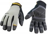 General Utility Safety Gloves Lined w/ Kevlar - Extra Large