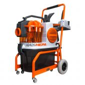 iQ426HEPA CYCLONIC DUST EXTRACTOR WITH HEPA FILTRATION