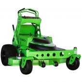 """Mean Green (48"""") Electric Stand-On Mower w/ 2 Batteries & Charger"""