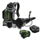 EGO POWER+ 600 CFM BACKPACK BLOWER WITH G3 7.5Ah BATTERY, 210W CHARGER