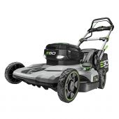 "EGO POWER+ 21"" SELF-PROPELLED MOWER WITH PEAK POWER™ DUAL-PORT 550W Charger, 2*5.0Ah BATTERY"