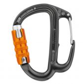 Petzl FREINO Z Carabiner with Friction Spur