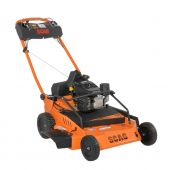 "2021 Scag 30"" Military-Grade Steel Fabricated Deck with Kohler 224CV Engine Recoil Start Walk Behind Mower"