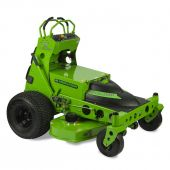 """Mean Green STK-48 (48"""") Stalker Commercial Electric Stand On Zero Turn Mower with Side Discharge"""