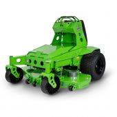 """Mean Green Vanquish (60"""") Commercial Electric Stand-On Mower with Side Discharge"""