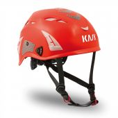 Kask SUPERPLASMA HI VIZ Helmet Fluorescent Red