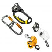Petzl ZIGZAG-KIT-3 ZigZag Prusik Left Handed Ascension Climbing Kit
