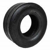 11x4x5 Mower Wheel Tire Wright Stander Commercial Mower 11x4.0-5 Smooth Slick