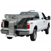 Buyers SaltDogg 6 Foot 1.5 Cubic Yard Electric Stainless Hopper Spreader (Electric)