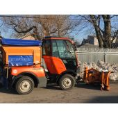 Holder Tractor C70 with Winter Attachment Package
