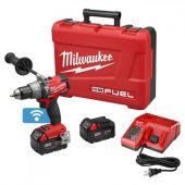 "Milwaukee M18 FUEL™ with ONE-KEY™ 1/2"" Hammer Drill/Driver Kit"