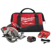 Milwaukee M18 Fuel Circular Saw Battery Kit