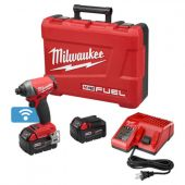 """Milwaukee M18 FUEL™ with ONE-KEY™ 1/4"""" Hex Impact Driver Kit"""