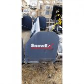 SnowEx 10' Power Pusher Box Plow
