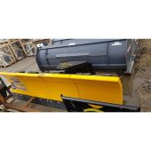 Arctic Light Duty 10.5' Power Angle Sectional Sno-Plow Model Series