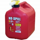 No Spill 5 Gallon Gas Can