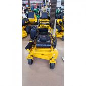 """WRIGHT STANDER STAND ON MOWER WSES36FS600RE 36"""" Sentar Rh 18.5Hp"""