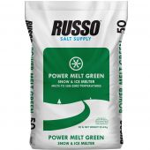 50lb Bag of Russo Power Green Ice Melt