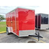 PACE 10' OUTBACK ENCLOSED TRAILER