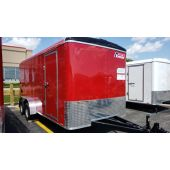 PACE 16' JOURNEY ENCLOSED TRAILER