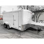 Pace 14' Journey Enclosed Trailer