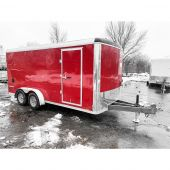 PACE 16' CARGO SPORT ENCLOSED TRAILER