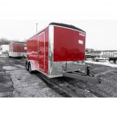 Pace 14' Cargo Sport Enclosed Trailer
