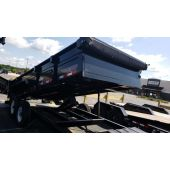 Midsota 16' Dump Bed Trailer