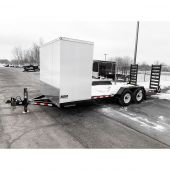 Midsota 20' Skid Steer Trailer